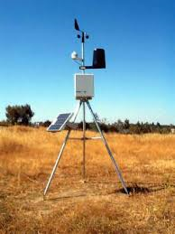 Novalynx Weather Station
