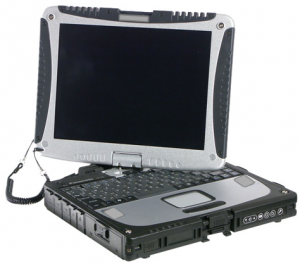 Rugged PC notebook